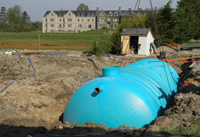 Biodigester – Sewage Treatment Plants | Architect Projects