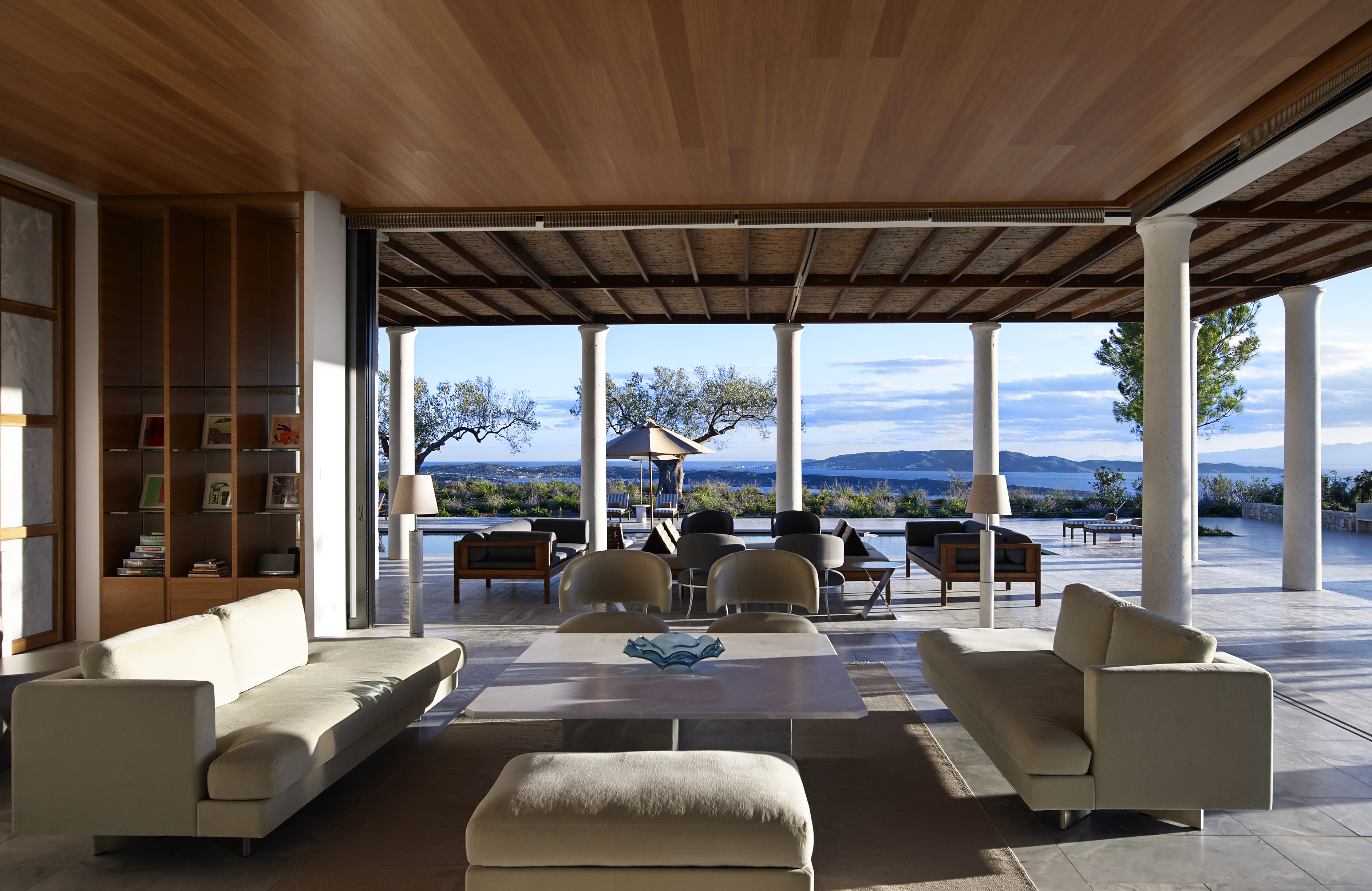 Amanzoe Residences Modern Day Classicsarchitect Projects